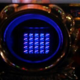 マイジャグラー3でゴーゴーランプ分裂なプレミア演出画像