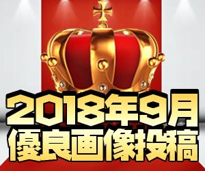 ココ!ぱち 2018年9月優良画像投稿!!