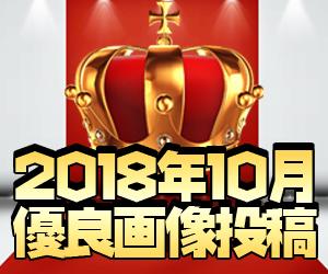 ココ!ぱち 2018年10月優良画像投稿!!